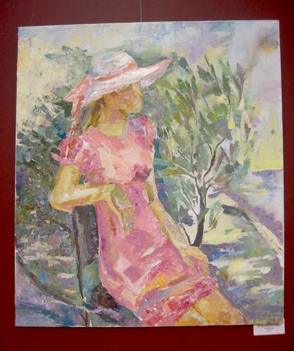 Жанна Дрыга, портрет