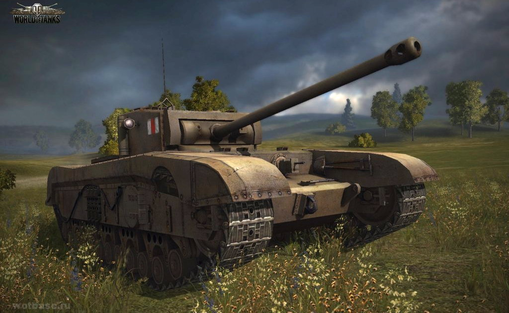 world of tanks black prince