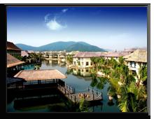 Китай о. Хайнань. Бухта Ялуньвань. Yalong Bay Villas & Spa 5*