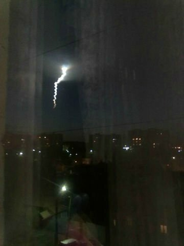 Небо над Астраханью