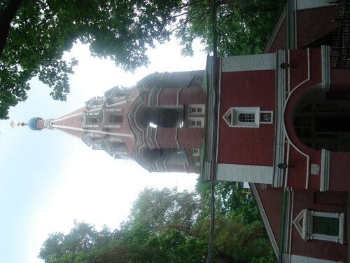 Малый (или Старый) собор (1591-1593) Донской монастырь