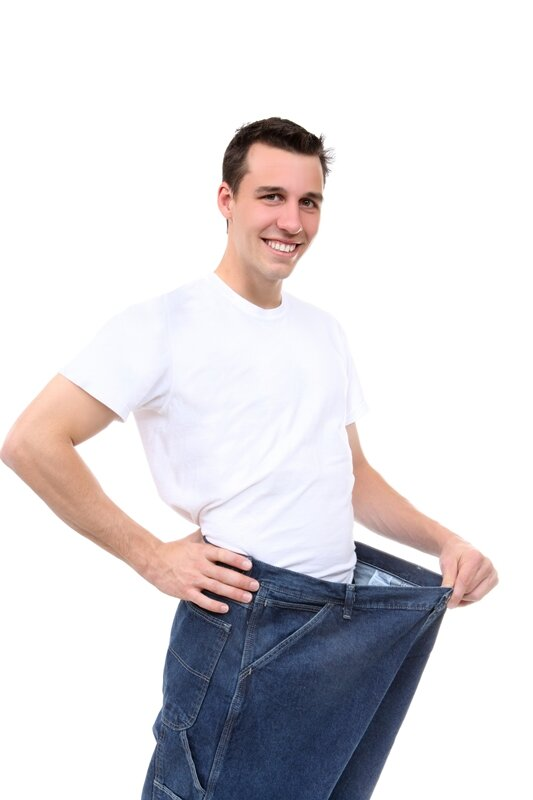 Man Weight Loss by Stephen Coburn, Royalty free stock photos #11476589 on Fotolia.com