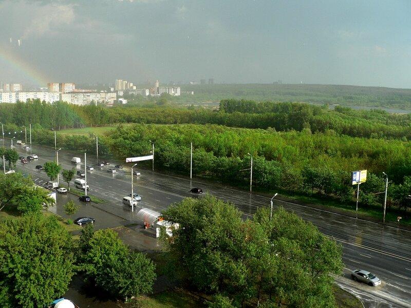 Улица Братьев Кашириных