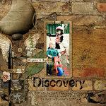 """Скрап-набор """"Открытие"""" (Discovery)"""