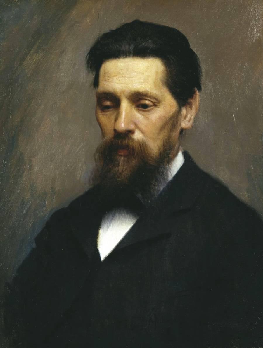 И. Крамской. Портрет художника А.А. Киселёва. 1883.jpg