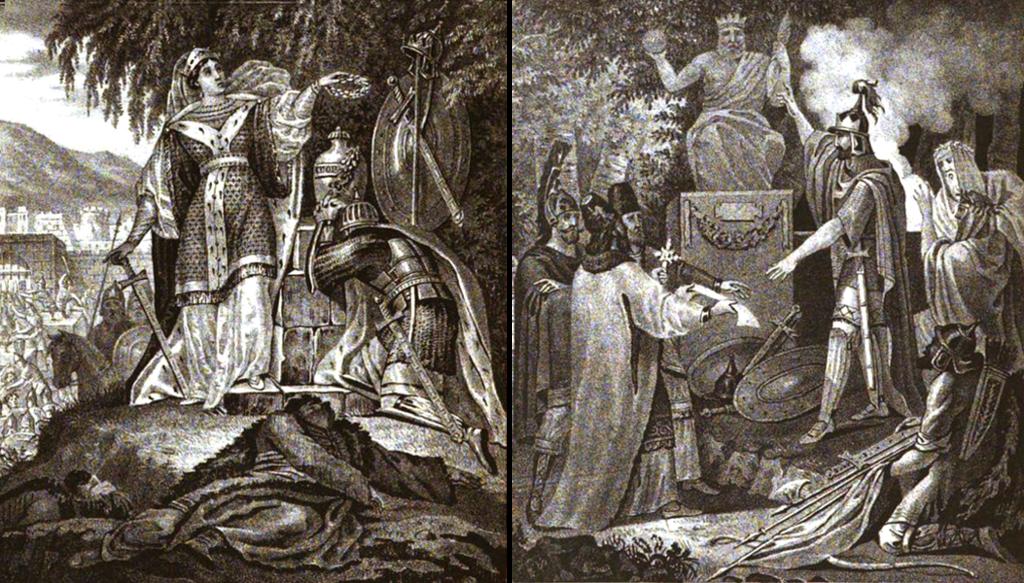 Мир с греками (944 г.), Великая княгиня Ольга (945.png