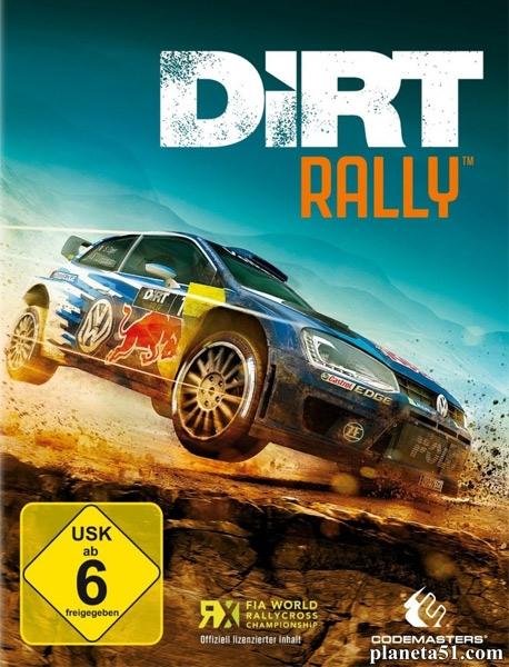 DiRT Rally (2015/ENG/MULTi5)
