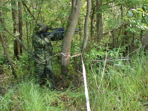 Лесной снайпингc СБРС Тропик-12