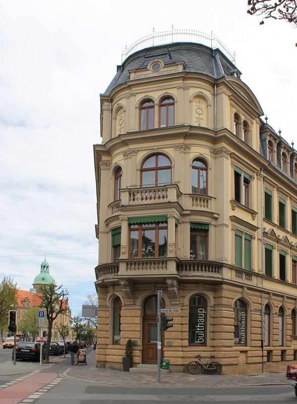 Bamberg. Friedrichstrasse (Friedrichstraße)