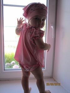 Детская панама своими руками