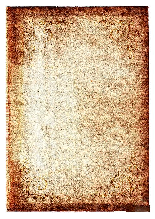 Свитки, бумага