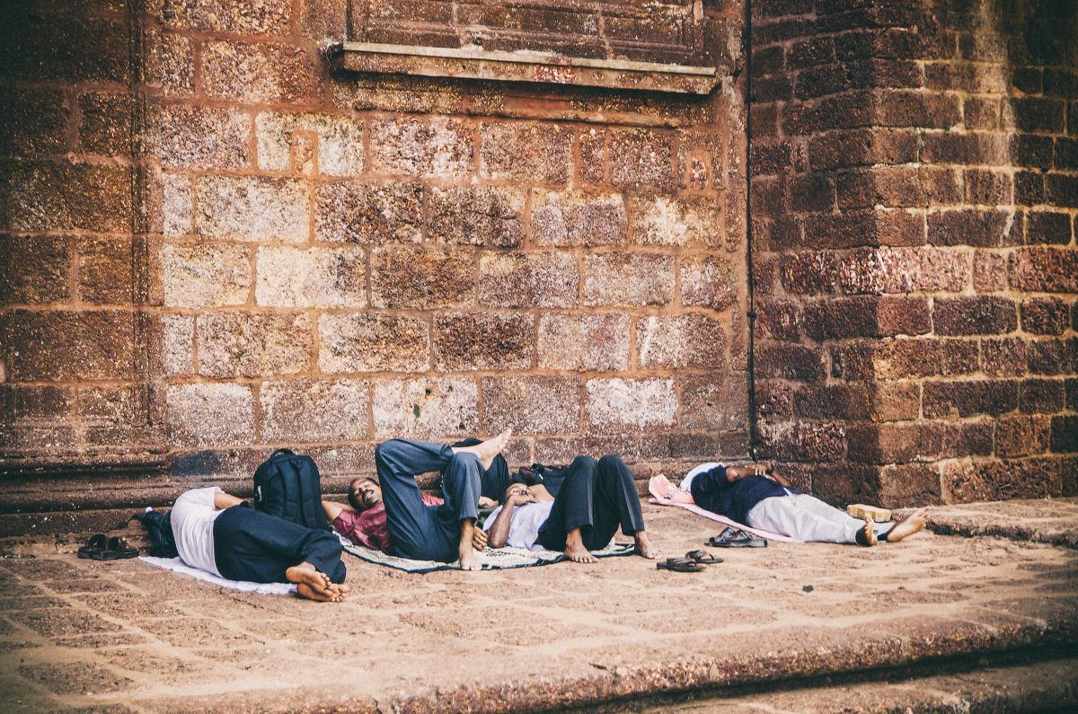 Базилика Бон-Жезуш, костелы в Гоа, Старый Гоа, Панаджи