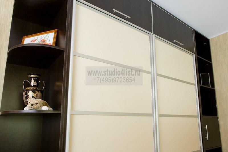 Шкафы со встроенной