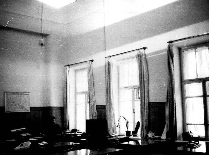 Дом Селиванова: интерьер в середине 80-х.