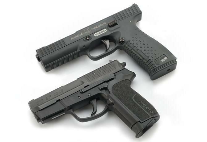 """Пистолеты """"Стриж"""""""