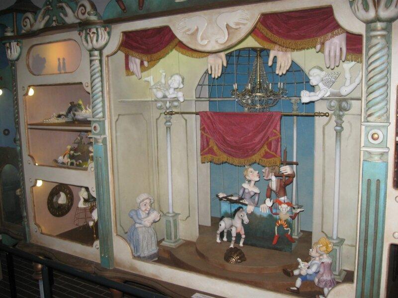 Эстония, Тарту, Музей игрушки