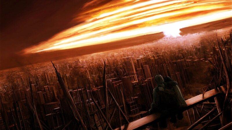 Апокалипсис в картинах футурологов