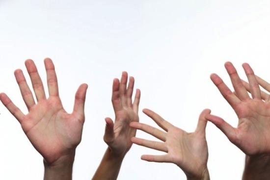 В ваших пальцах нет мышц