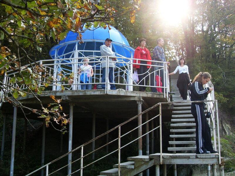 В Горячем Ключе. Октябрь 2009