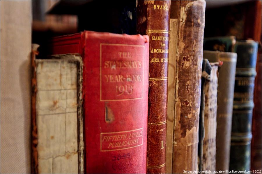 Библиотека Херсонес