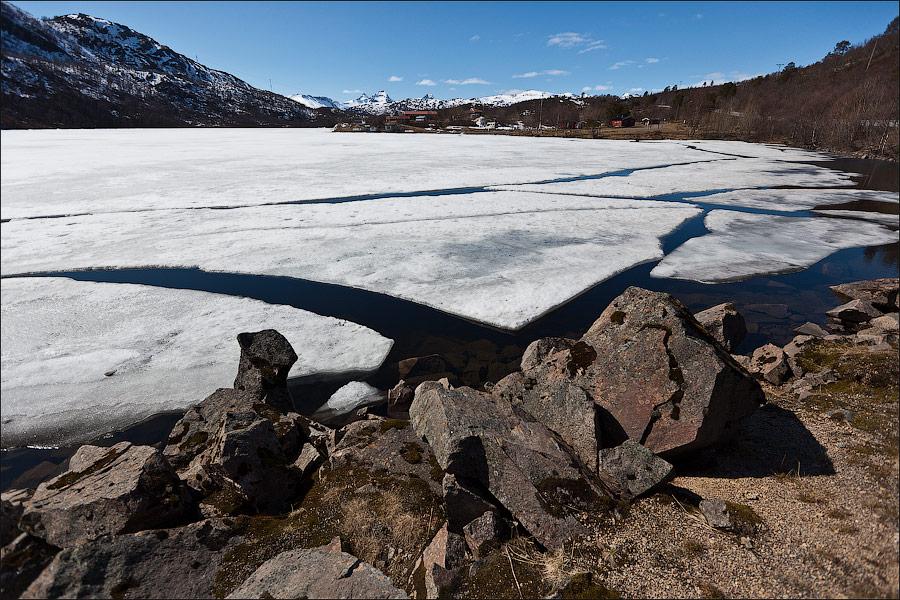 Картинки северной Норвегии