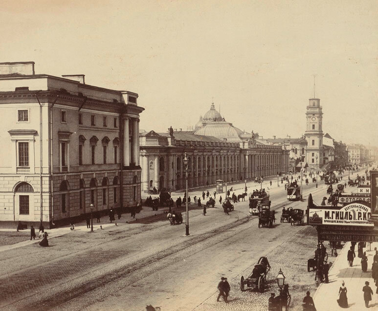 петербург фото 19 века