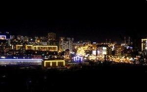 Архитектурная подсветка домов Владивостока