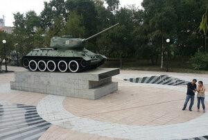 Во Владивостоке завершается реконструкция парка Победы