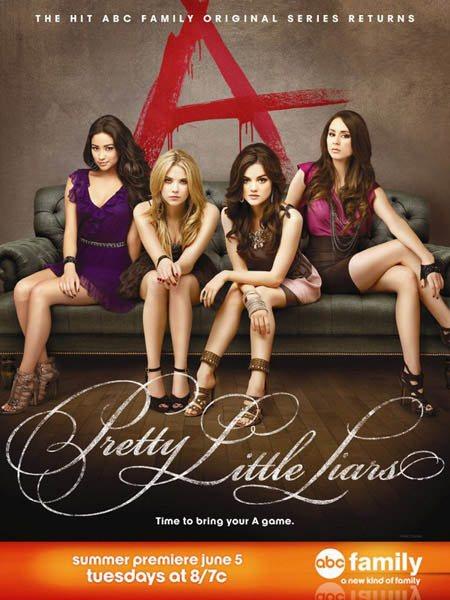 Милые обманщицы / Pretty Little Liars (3 сезон/2012/HDTVRip)