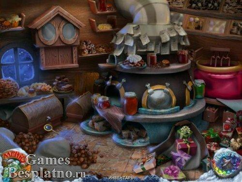 Рождественские сказки: Путешествие Феллины