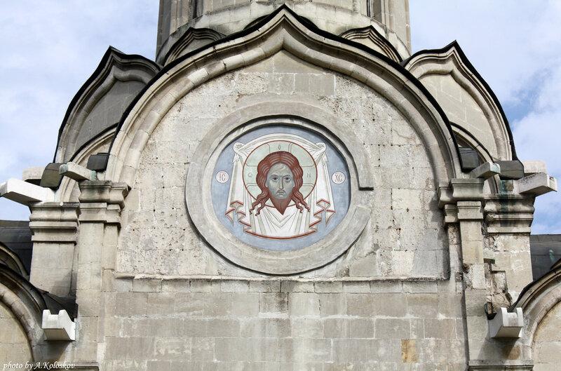 Храм Спаса Нерукотворного Образа в Андрониковом монастыре