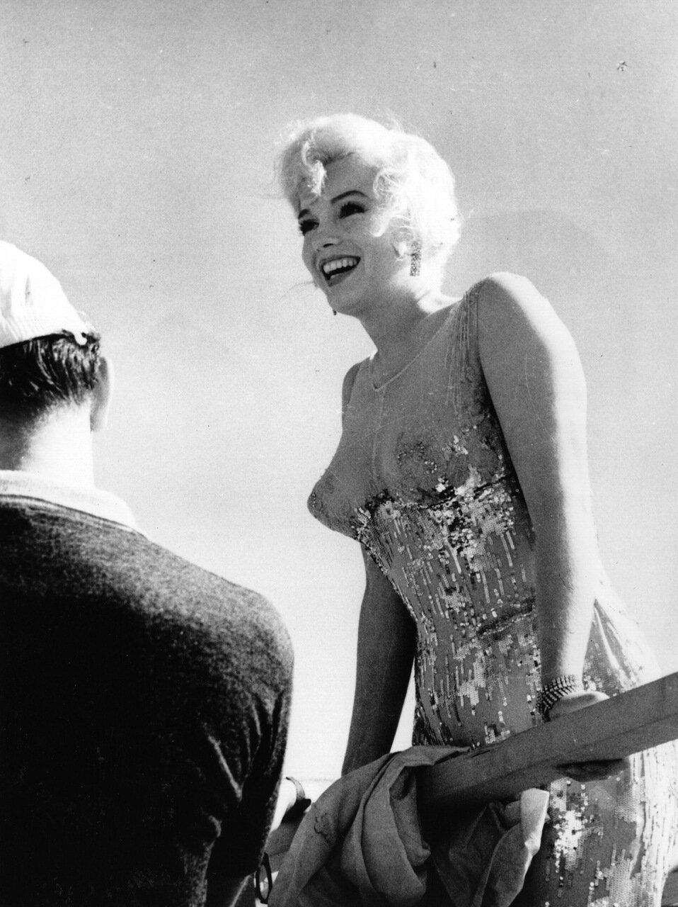 Monroe Likes It Hot