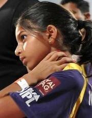 Suhana - IPL 2012