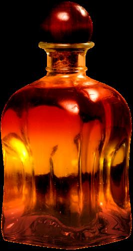 Spécial Déco :  bouteilles et flacons - Tubes bouteilles en verre