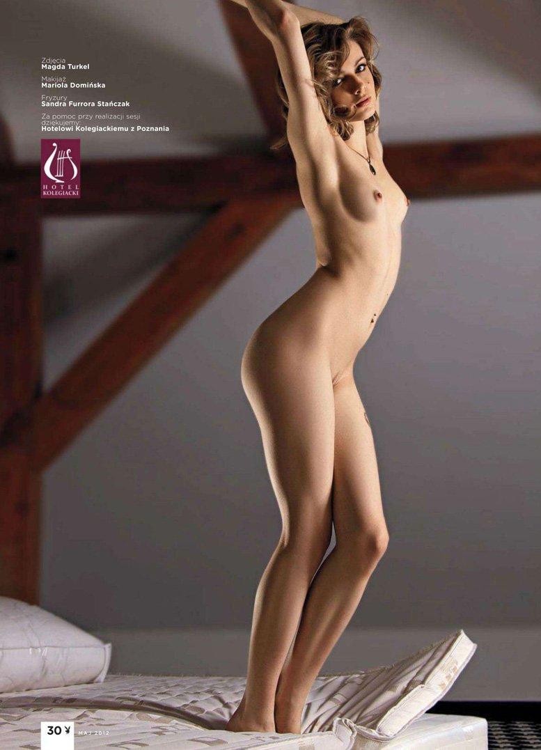 Victoria Driuk / украинка Виктория Дрюк в журнале Playboy Польша, май 2012