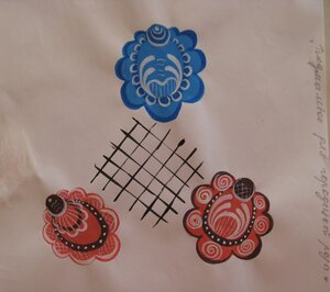 УРОК 4.Оживка цветов