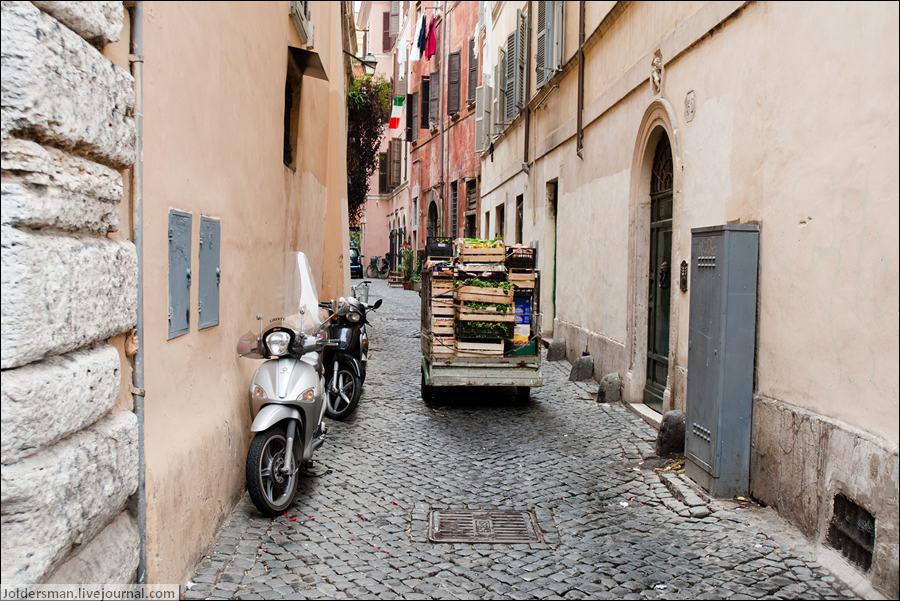 римский переулок