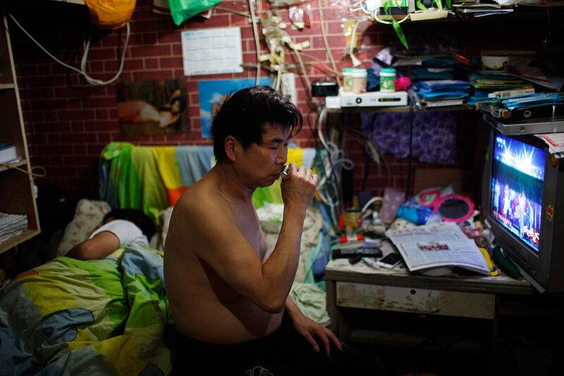 Один день трансвестита в Китае
