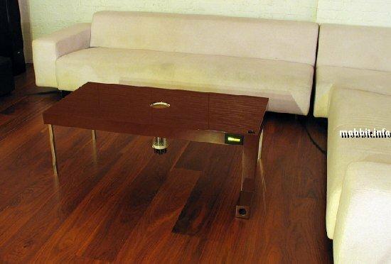 Самый жуткий стол в мире