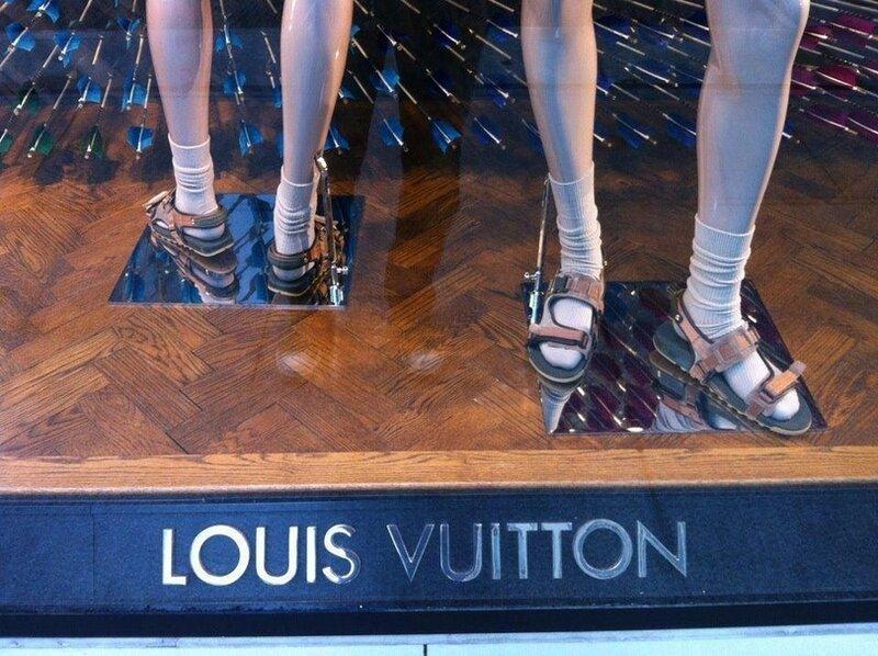 Новый писк моды от Луи Виттона