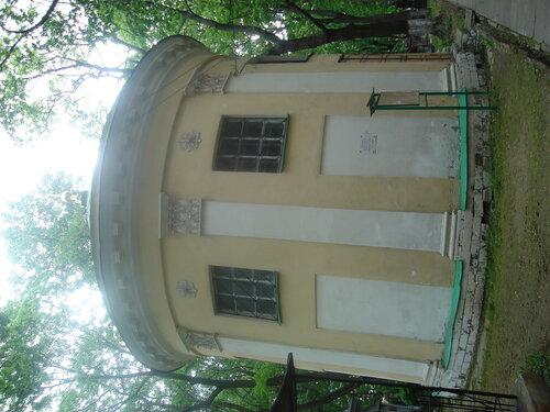 церковь Александра Свирского (храм-усыпальница А. Н. Зубова)<br />