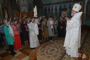 Înălțarea Domnului sărbătorită la catedrala episcopală