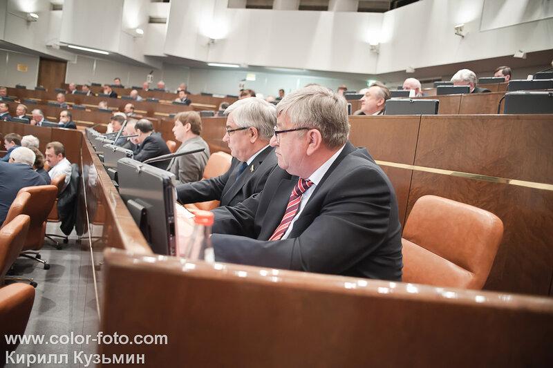 Верхняя палата Российского Парламента. фотографии