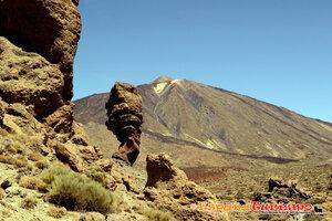 El Roque del Teide
