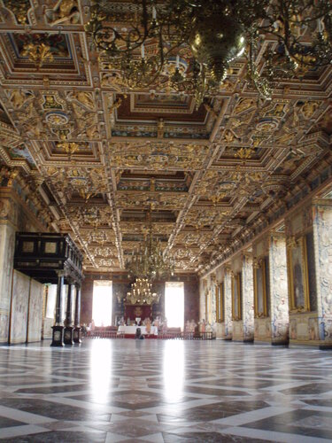 The Great Hall, Frederiksborg