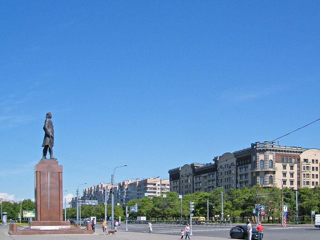 Санкт-Петербург, Васильевский Остров