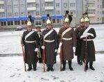 Чины Московского драгунского полка