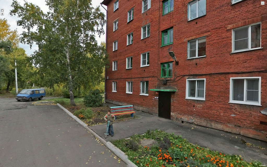 Новокузнецк, улица Тузовского.