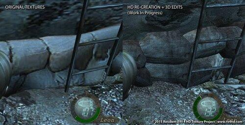 Resident Evil 4: HD Project - локация «остров» 0_13785d_63491ea2_L