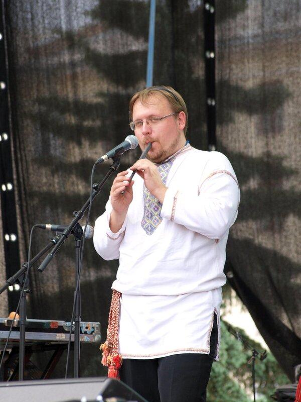 Роман Ломов и свистелка